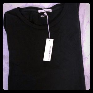 Men's L size 3 James Perse Blk t-shirt